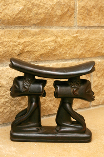 Objet utilitaire Luba - RDC - African Tradition