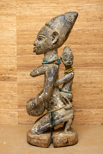 Statuette - Afrique de l'Ouest - African Tradition