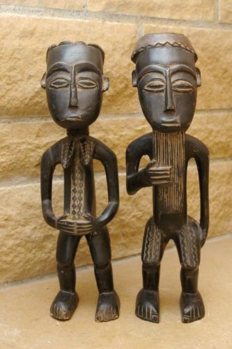 Figurines de couple - Ghana - African Tradition