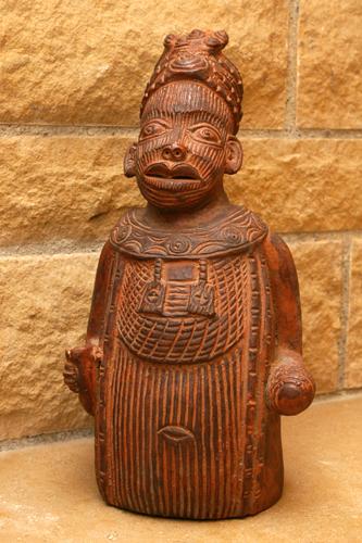 Terre cuite Yoruba - Nigéria - African Tradition