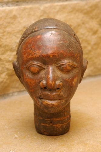Figurine Ife - Nigéria - African Tradition