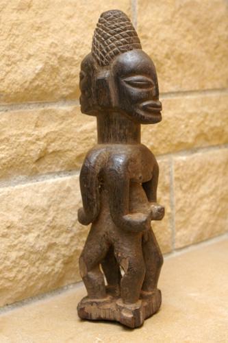 Figurine de Janus - RDC - African Tradition