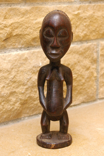 Figurine Kusu - RDC - African Tradition