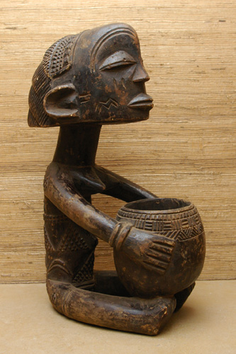 Pièce Mboko - RDC - African Tradition
