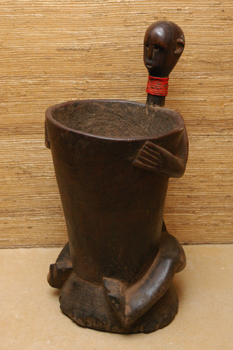 Objet anthropométrique - Tanzanie - African Tradition