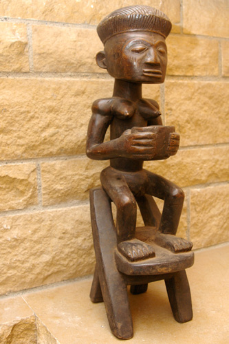 Figurine Tchokwe - Angola - African Tradition