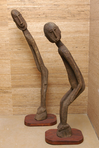 Couple Dogon - Mali - African Tradition