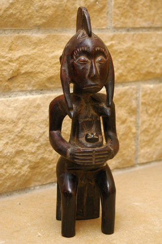 Statuette Baga - Guinée-Conakri - African Tradition