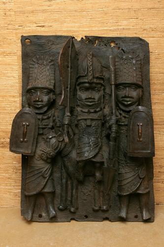 Panneau sculpté - Afrique de l'Ouest - African Tradition