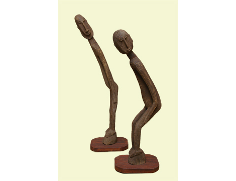 Couple Dogon - Mali