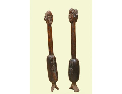 Figurines Yoruba - Nigéria